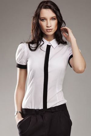 Short sleeve shirt model 9239 Nife