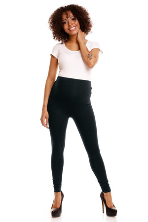 Maternity leggings model 84440 PeeKaBoo