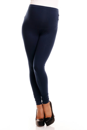 Maternity leggings model 84441 PeeKaBoo