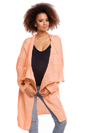 Pregnancy cardigan model 84519 PeeKaBoo