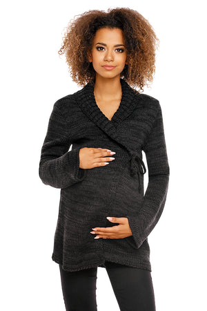 Pregnancy cardigan model 94468 PeeKaBoo