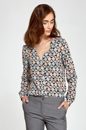 Blouse model 102320 Nife