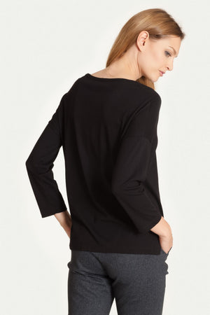 Blouse model 102457 Greenpoint