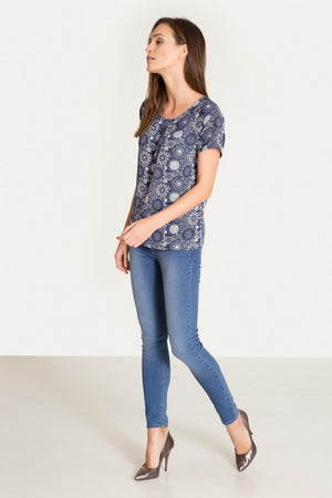 Blouse model 107399 Greenpoint
