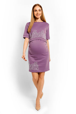 Pregnancy dress model 113178 PeeKaBoo