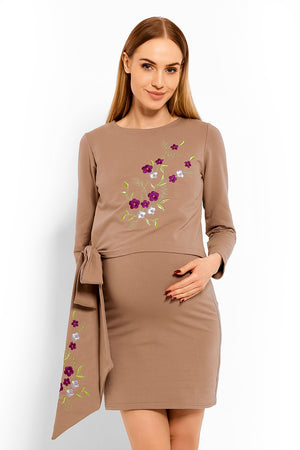 Pregnancy dress model 113210 PeeKaBoo