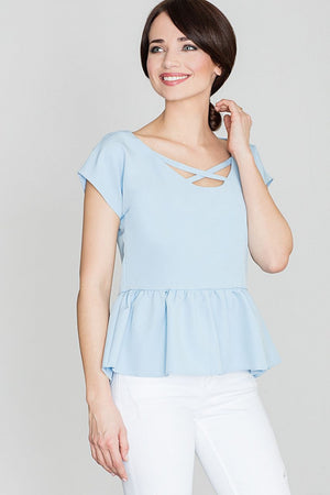 Blouse model 114305 Lenitif