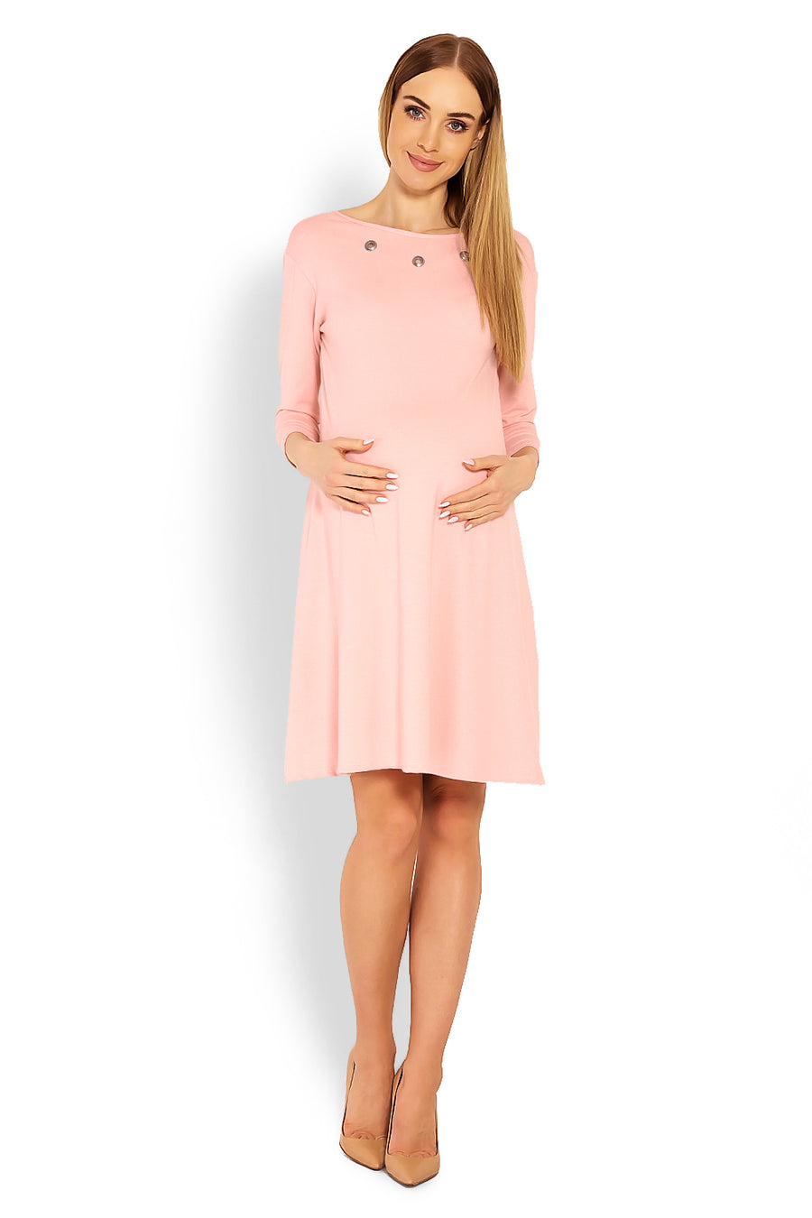 Pregnancy dress model 114553 PeeKaBoo