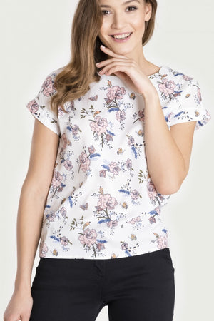 Blouse model 117372 Greenpoint