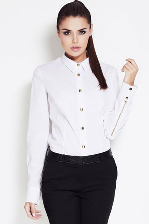 Elegant shirt model 25115 awama