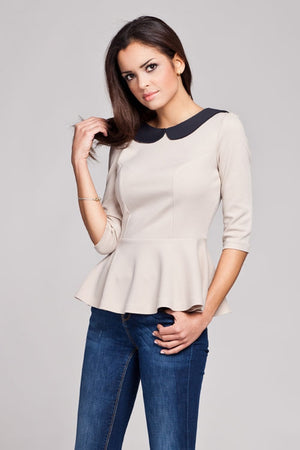 Blouse model 27989 Figl