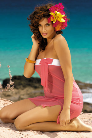 Beach tunic model 30379 Marko