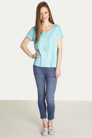 Blouse model 118720 Greenpoint