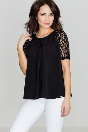 Blouse model 119290 Lenitif