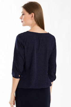 Blouse model 120261 Greenpoint