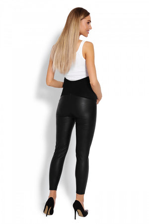 Maternity leggings model 122966 PeeKaBoo