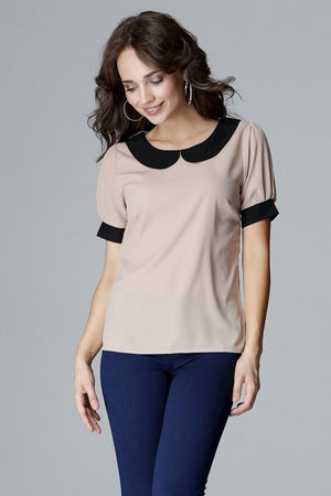 Blouse model 123544 Lenitif