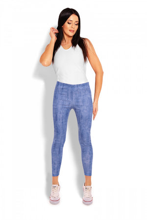 Long leggings model 125825 PeeKaBoo