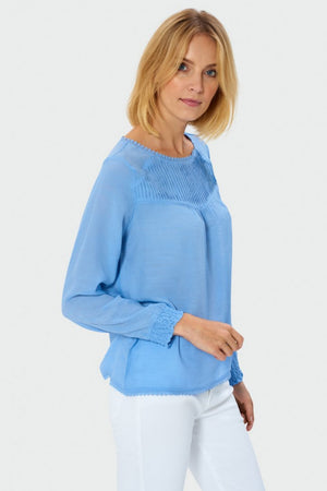 Blouse model 127213 Greenpoint