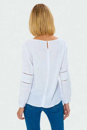 Blouse model 127223 Greenpoint