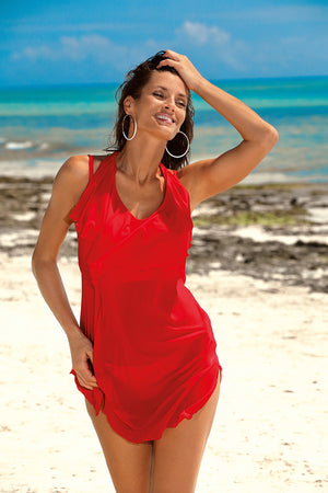 Beach tunic model 128587 Marko