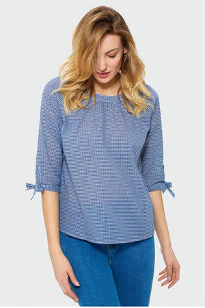 Blouse model 129513 Greenpoint