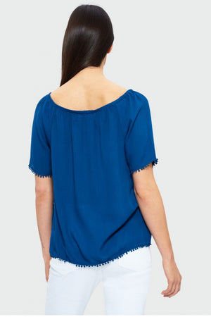 Blouse model 131265 Greenpoint