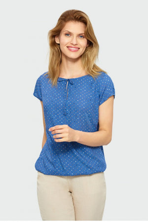 Blouse model 131280 Greenpoint