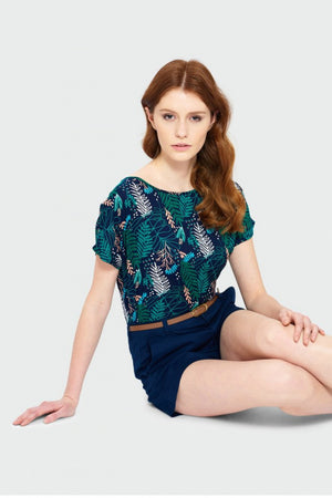 Blouse model 131284 Greenpoint