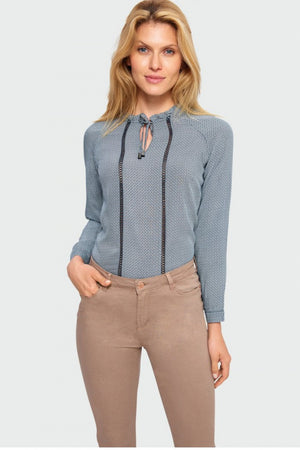 Blouse model 134096 Greenpoint