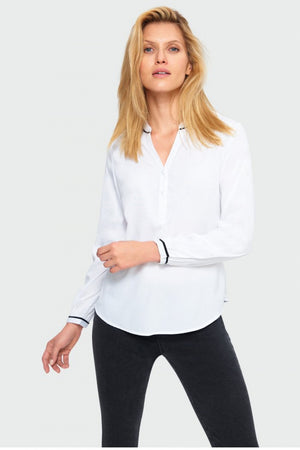 Blouse model 134098 Greenpoint