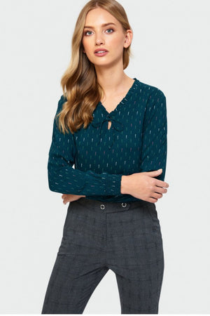 Blouse model 135617 Greenpoint