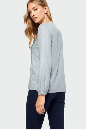 Blouse model 135627 Greenpoint