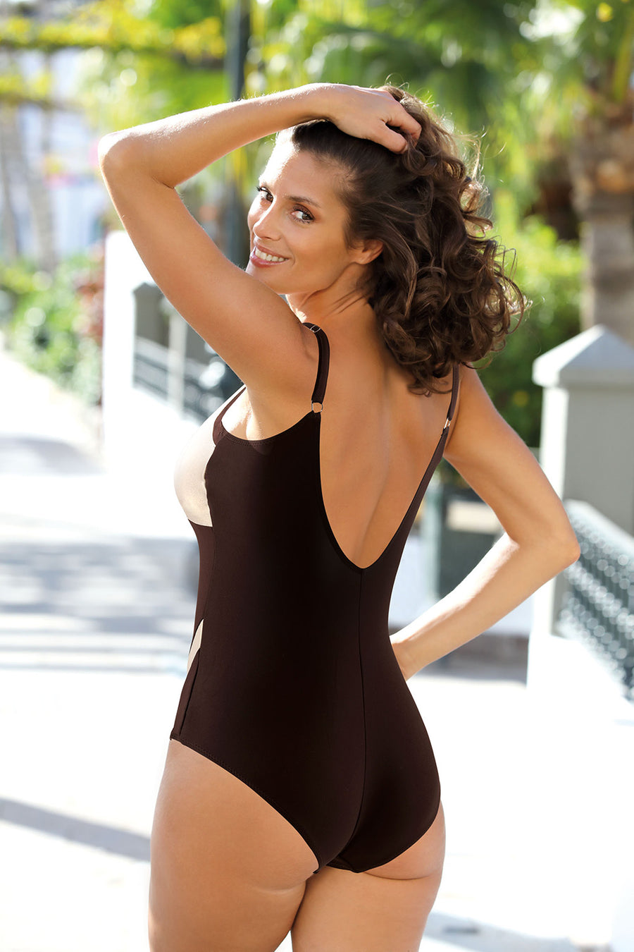 Swimsuit one piece model 143409 Marko