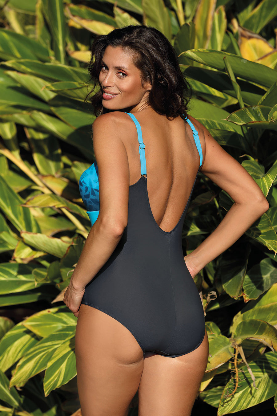 Swimsuit one piece model 143731 Marko