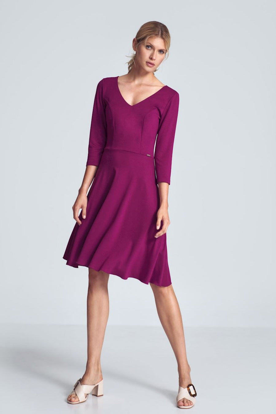 Cocktail dress model 147914 Figl