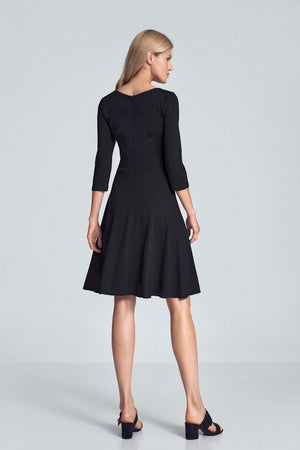 Cocktail dress model 147916 Figl