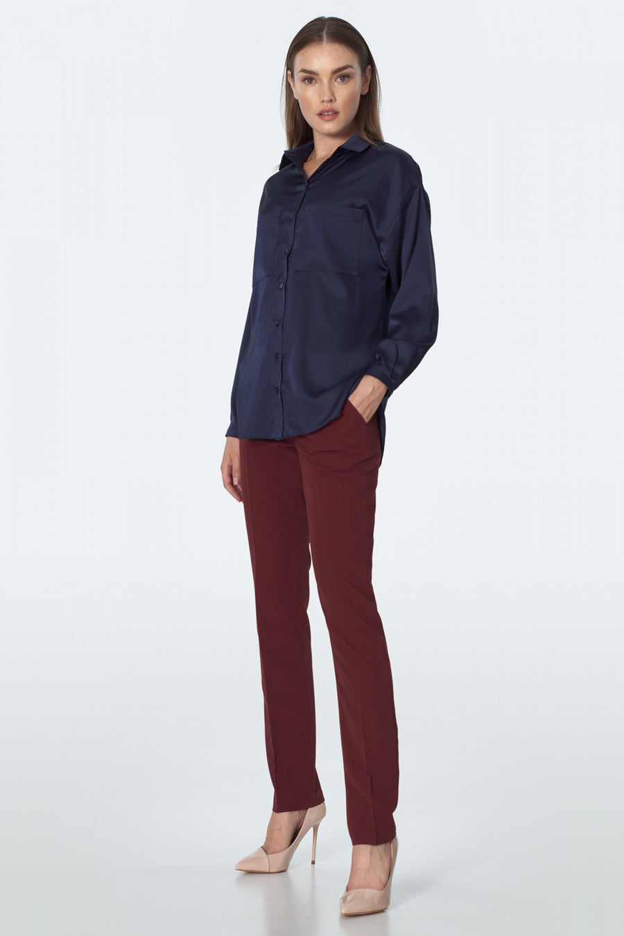 Long sleeve shirt model 148109 Nife