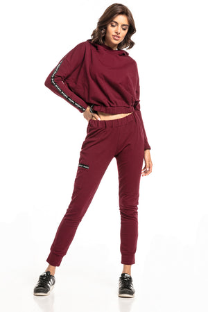 Tracksuit trousers model 148156 Tessita