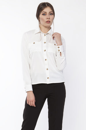 Long sleeve shirt model 151206 Lanti