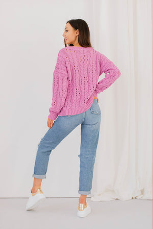 Jumper model 152556 Lemoniade