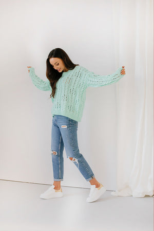 Jumper model 152557 Lemoniade
