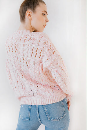 Cardigan model 152563 Lemoniade