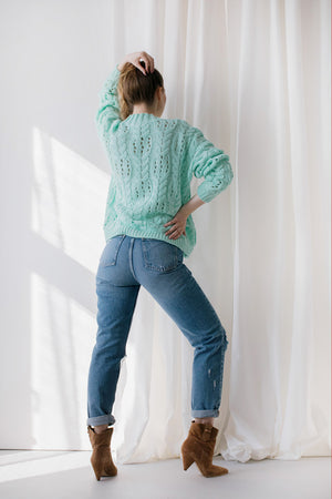 Cardigan model 152565 Lemoniade