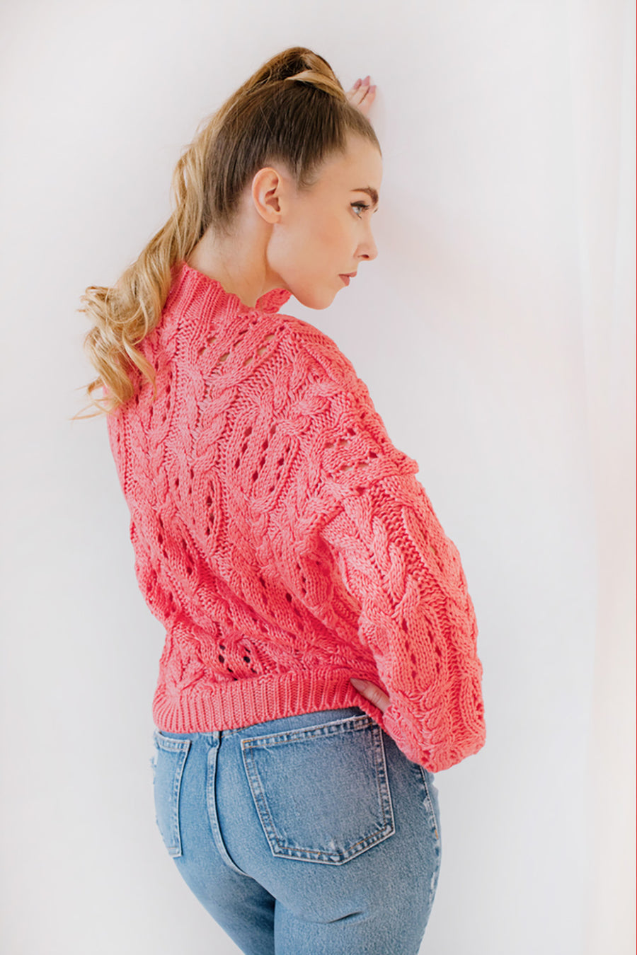 Cardigan model 152568 Lemoniade