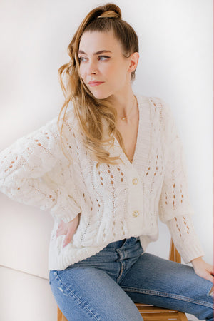 Cardigan model 152569 Lemoniade