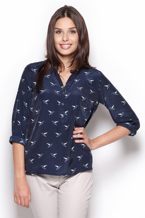 Long sleeve shirt model 44286 Figl