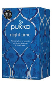 Pukka Night Time-luomutee