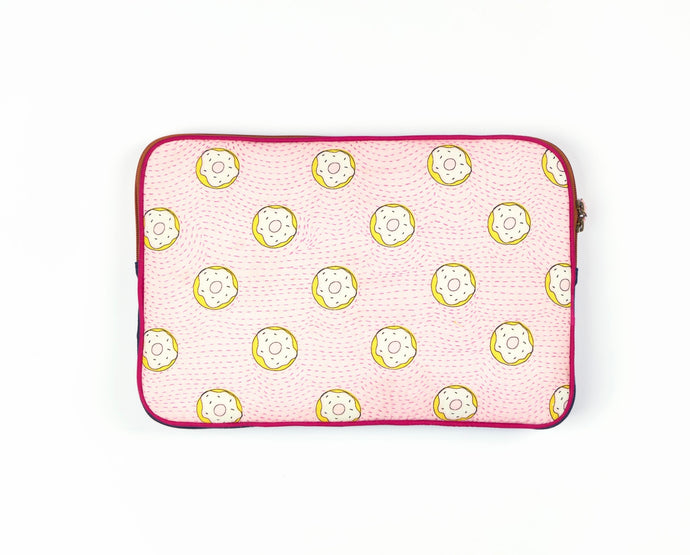'Donut' Laptop Sleeve