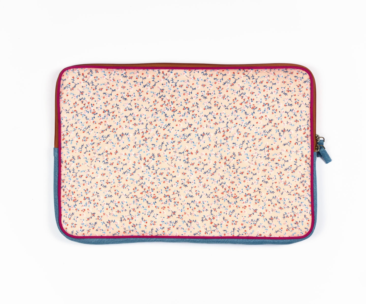 'Peachy Bliss' Laptop Sleeve